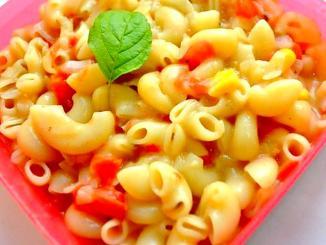 ensalada macarrones