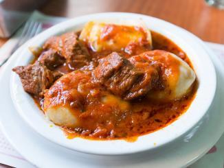 plato sorrentinos salsa